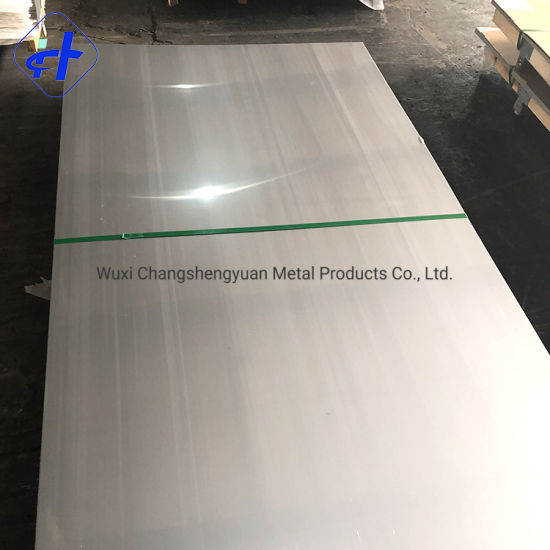Factory Price Ss 317 Stainless Steel Sheet