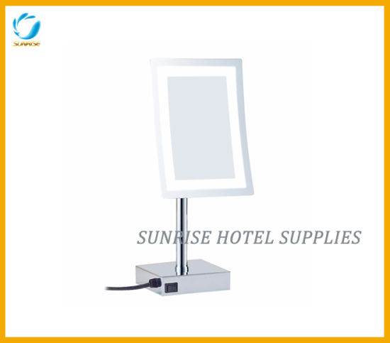 Wall Mounted Single Side LED Vanity Mirror Shaving Mirror pictures & photos