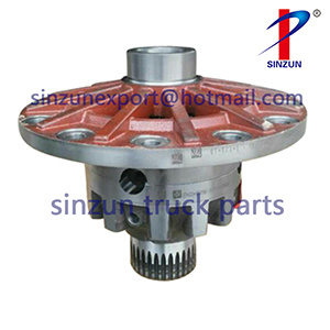 Differential Shell Differential Housing Differential Assembly Axle Parts Customizedtruck Transmission Case1 pictures & photos