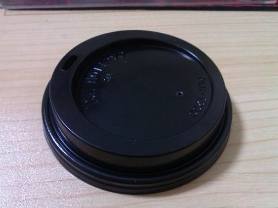PS Plastic Disposable Coffee Beverage Cup Lid (4 oz to 22 oz) pictures & photos
