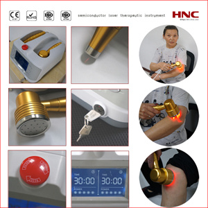 Ce RoHS Approved Multi-Functional Laser Treatment Instrument pictures & photos