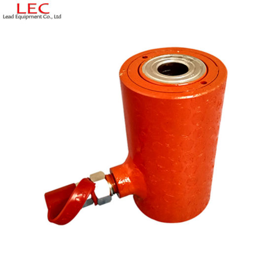 Customized Rch Series of Single Acting Hydraulic Hollow Cylinder