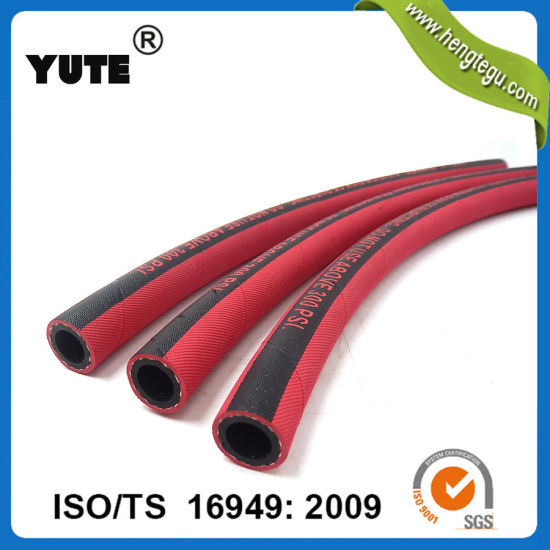 Yute SGS Multipurpose High Temperature Flexible Compressor Rubber Air Hose
