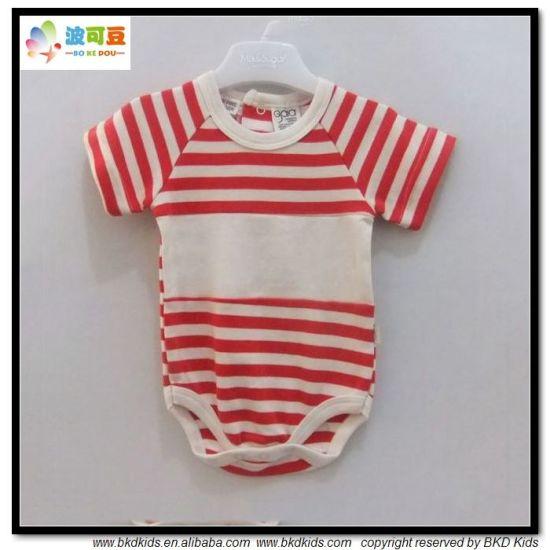 Short Sleeve Baby Wear High Quality Toddler Bodysuit