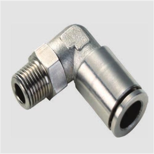 Pl Male Straight Brass Pneumatic Metal Fitting