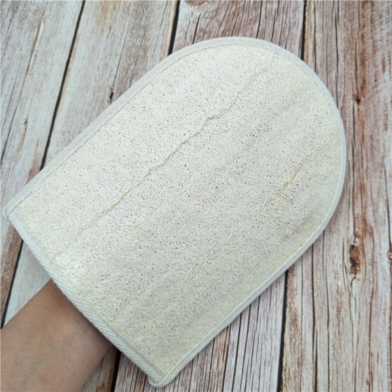 Loofah Glove Pad Nutral Safe Material Washing Glove Pad 7009