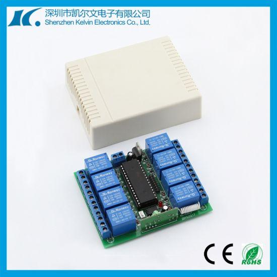 433MHz DC12V 8CH Relay Switch Kl-K803