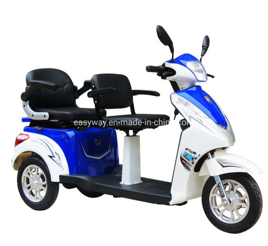 Tow Saddles Electric Scooters with 1000W Motor
