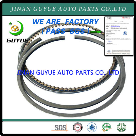 FAW HOWO Shacman Dongfeng Beiben Foton Truck Spare Parts Piston Ring pictures & photos