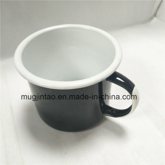 Iron Tin Cup Stainless Double Cup Kitchenware Metal Cup pictures & photos