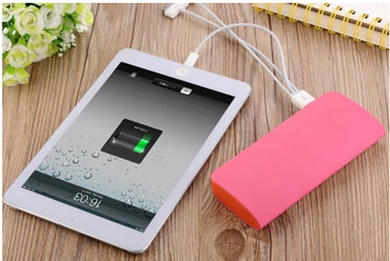 Colorful 10400mAh Slim Dual Smart Output Power Charger pictures & photos