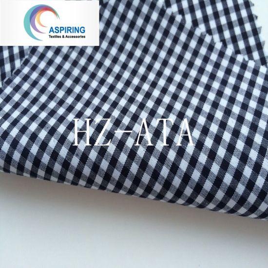 e302ca0f02 China 100%Cotton Yarn Dyed Checks Fabric for Shirt - China Yarn Dyed ...