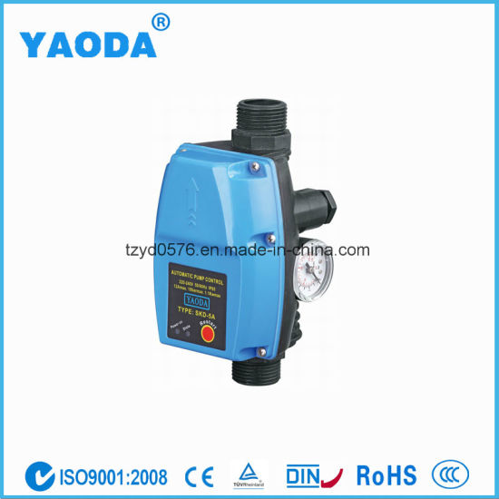 Omron Relay Pressure Control for Water Pump (SKD-5D) pictures & photos