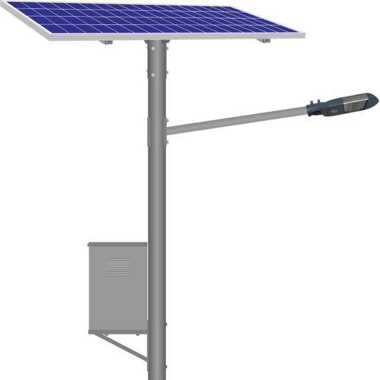 High Lumen Efficiency Economic 40W LED Solar Street Lighting