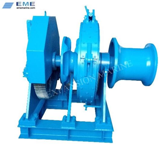 Marine Electric Hydraulic Windlass with ABS BV Class Certificate