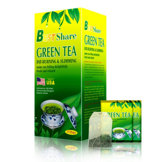 Hot Item Best Share Weight Loss And Slimming Green Tea