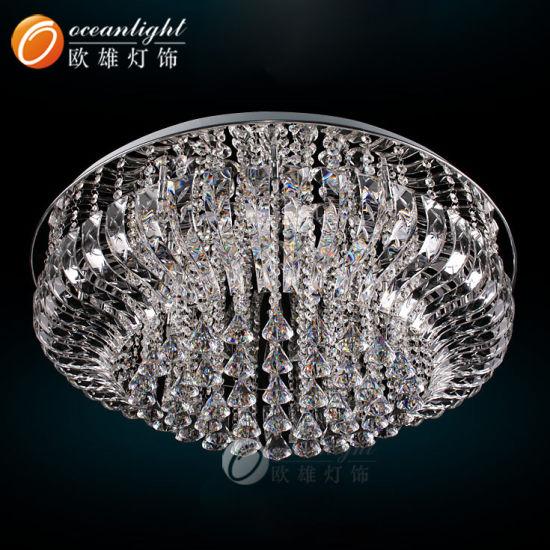 Restaurant Lighting Ceiling Chandelier Crystal Lamp for Decoration Om88439