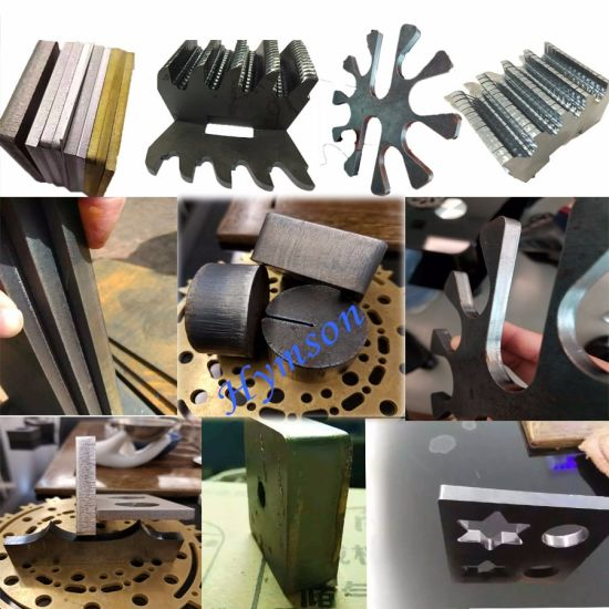Stainless Steel Utensils Manufacturing Cutting Engraving Machine pictures & photos