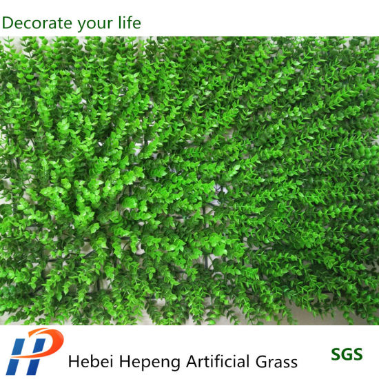 Vertical Artificial Plants Grass Wall for Wall Decoration