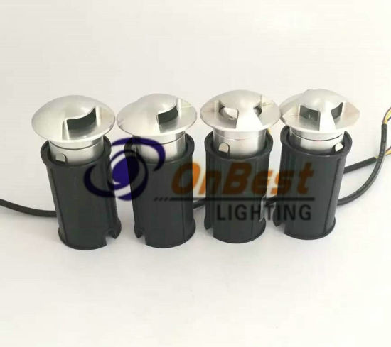 Mini LED Light 3W LED Underground Lighting in IP68 pictures & photos