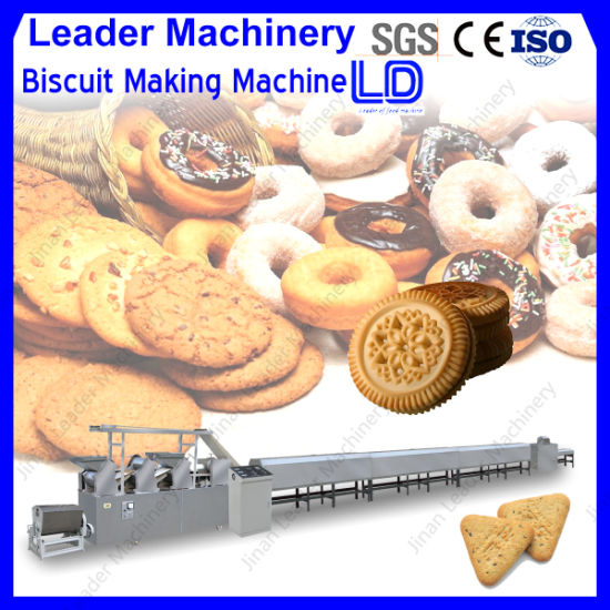 Factory commercial biscuits and crackers