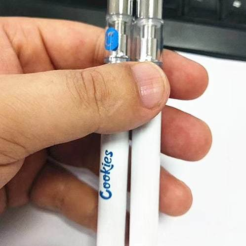 Cbd Oil 0.5ml Cartridges Atomizer Vapor E Pen