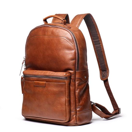 Brown Leather Backpack Burning man festival leather backpack Leather bag Animal print bag Steampunk Leopard print back pack