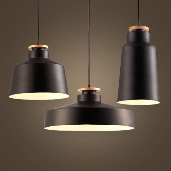 drop pendant lighting. Brilliant Drop Loft Iron Pendant Hanging Drop Lamp Wooden LED Lighting In Drop