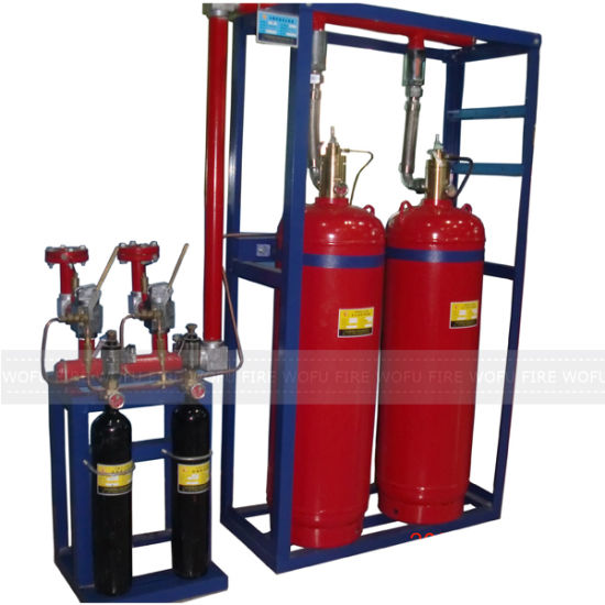 Hfc227ea Gas Extinguishing Device 20L Cylinder pictures & photos