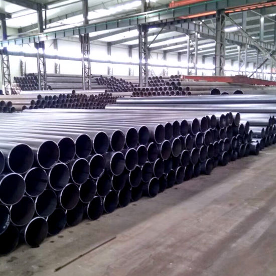 Seamless GB 20 ASTM A160 B Gas Steel Pipe pictures & photos