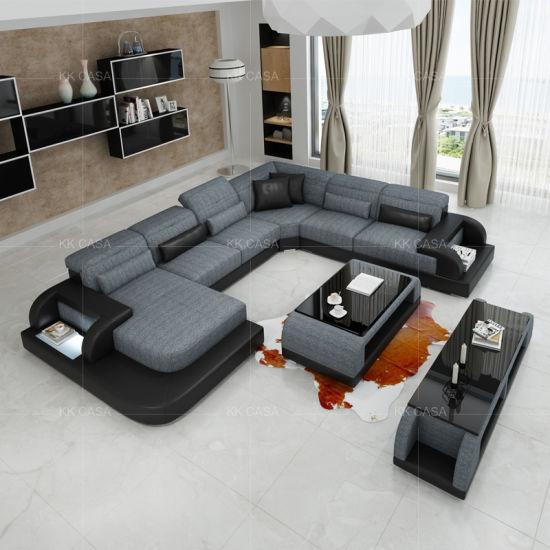 U Shape Sofa Big American Furniture