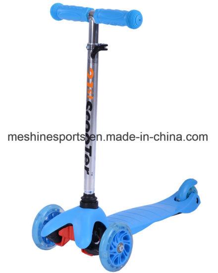 Wholesale 21st Aluminium Mini Foot Kick Scooter for Kids