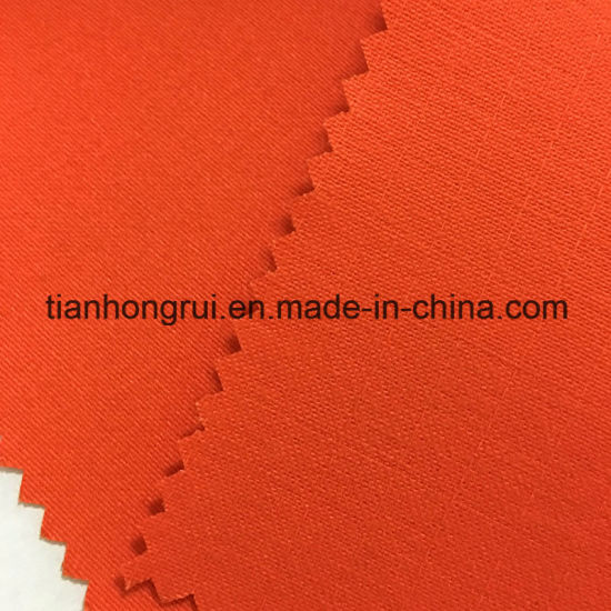 2019 100% Cotton Dry Anti-Static Fabric for Workwear/Uniform/Coverall/Sofa/Home Textile pictures & photos