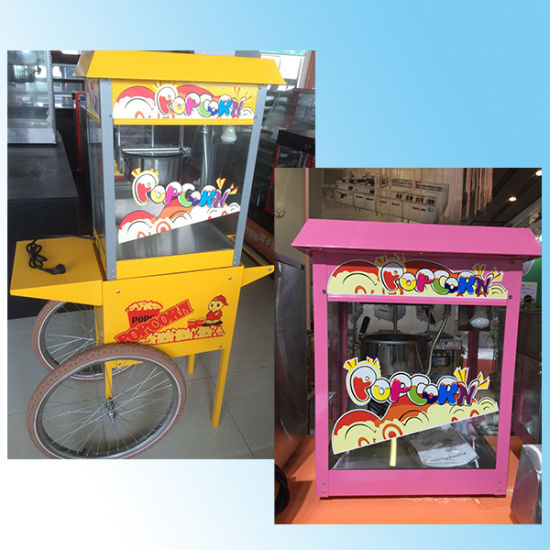 Factory Hot Sale Cheap Electric Popcorn Snack Maker with Ce pictures & photos