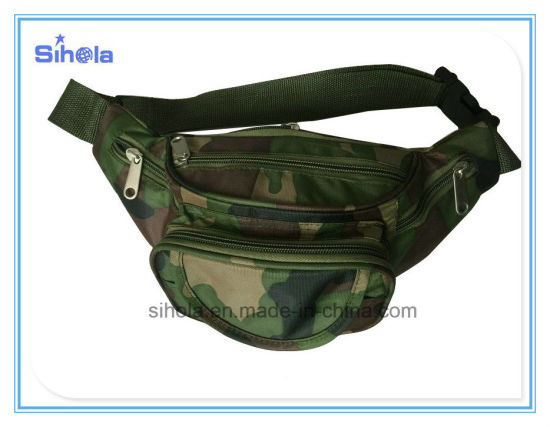 Custom Fashion Military Sport Running Wholesale Outdoor Waist Bag