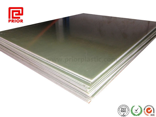 Fr4 G10 Glass Fiber Reinforced Epoxy Natural pictures & photos