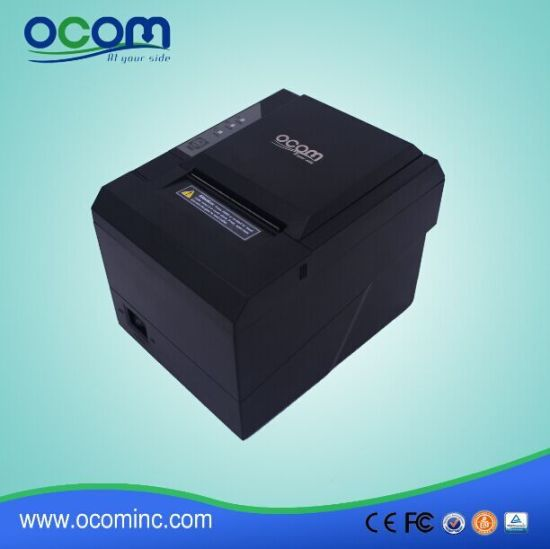 3 Inch Thermal POS Receipt Printer with Auto Cutter pictures & photos