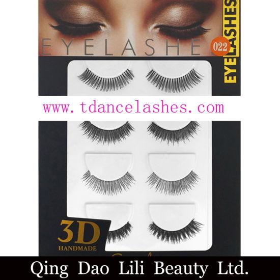 d5bdefebb5e Latest Design Superior Quality 5 Pairs False Eyelashes pictures & photos
