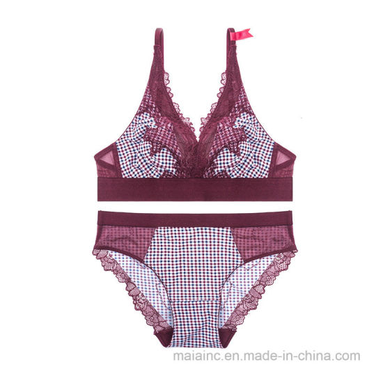 db989fb09ff66 China 2017 Autumn New Ladies Bralette Set - China Bra
