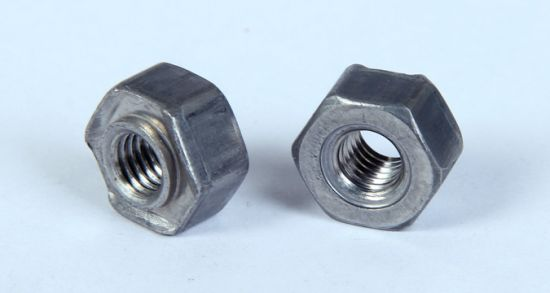High Quality High Strenth Resistance Weld Nut Welding Nut pictures & photos