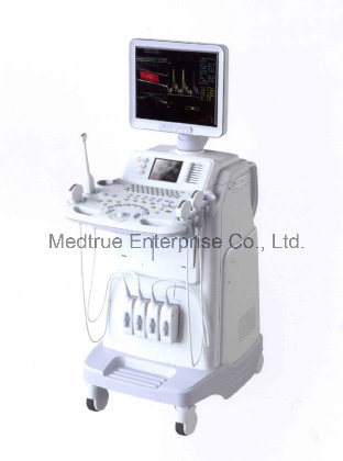 Ce/ISO 4D Color Doppler Ultrasound Diagnostic System Scanner Machine (MT01006001) pictures & photos