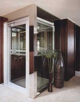 Traction Drive Elevator for Private House pictures & photos