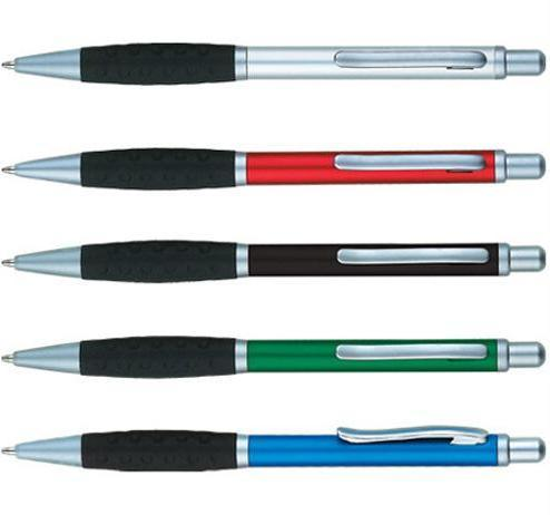 Classical Click Action Metal Ballpen with Logo Printing