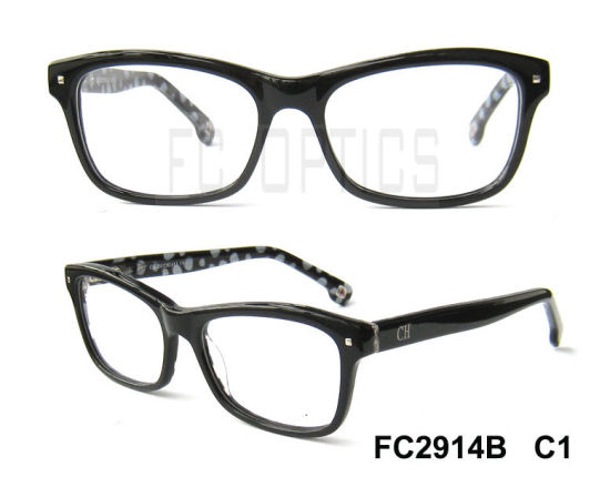 Fashion 3D Printing Acetate Color Trendy Optical Frame for Women pictures & photos