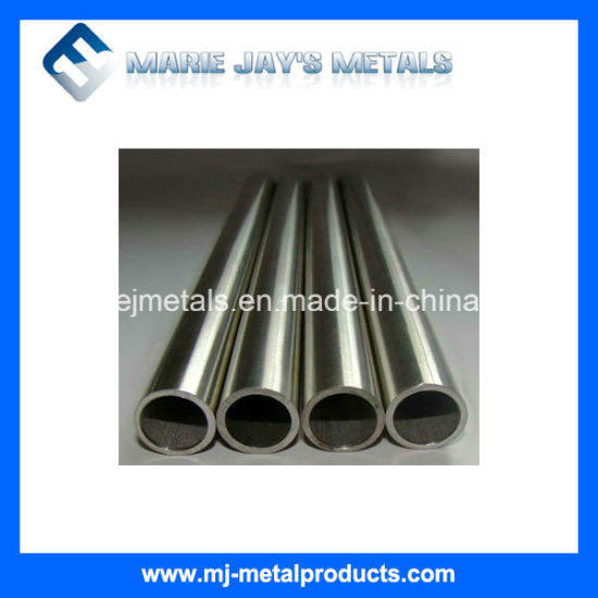 Titanium Tubes/ Pipes/ Rod Blank/Ground pictures & photos