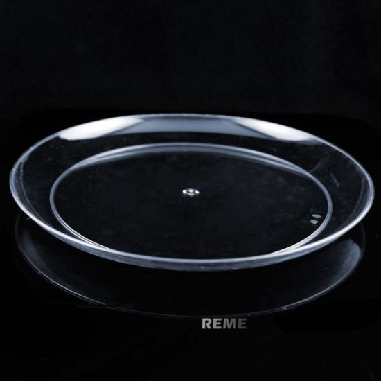 "Tableware 9""Round Plate Plastic Plate Disposable Tray pictures & photos"