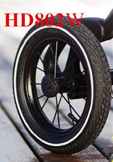 Reach Standard Baby Stroller/Pram/Buggys Tire and Tube 12 1/2X 2 1/4
