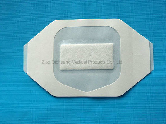 Medical Disposable Waterproof Infant Swimming Wound Dressing