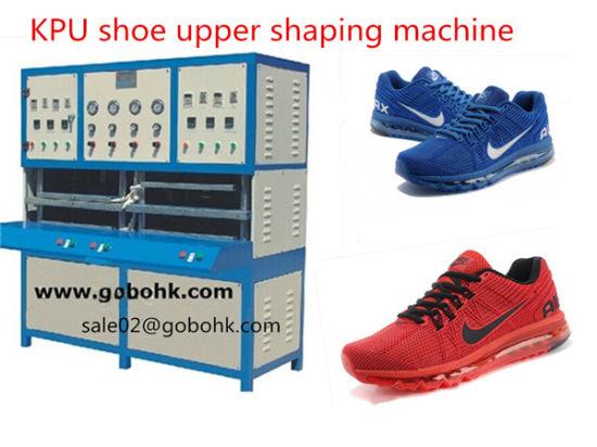 Factory Sales Kpu Molding Machine, Sport Shoes Making Machine