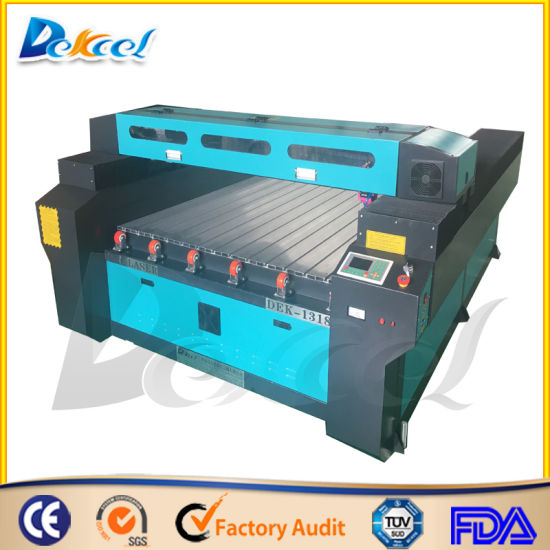 CNC Laser Engraver for Nonmetal Non Flat Material 1318 pictures & photos